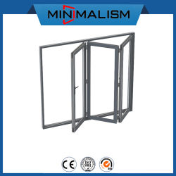 Residential Folding Window with High-End Design
