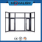 Building Material Aluminium Casement Window with Mosquito Mesh for Cabin