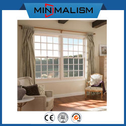 New Product Double/Single Hung Window for Garden Restaurant